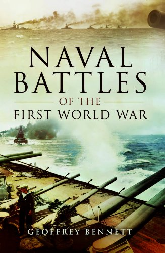 9781844153008: Naval Battles of the First World War (Military Classics)