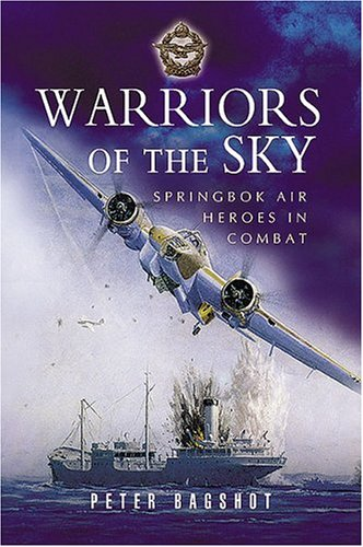 9781844153374: Warriors of the Sky: Springbok Air Heroes in Combat