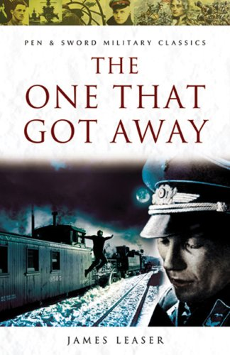The One That Got Away (Paperback): Kendal Burt, James