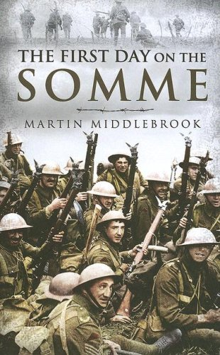 9781844154654: First Day on the Somme