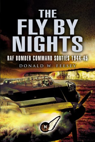 9781844154708: Fly By Nights: Navigating RAF Lancasters in 1944 -5