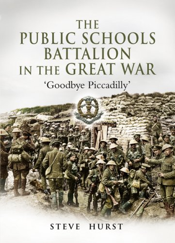 The Public Schools Battalion in the Great War : A History of the 16th (Public Schools) Battalion ...