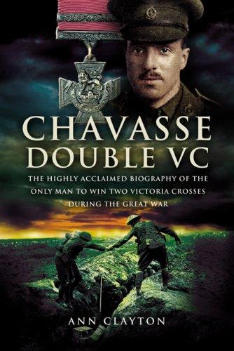 9781844155118: Chavasse: Double VC