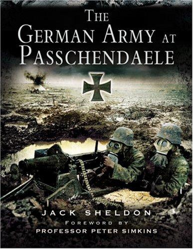 9781844155644: German Army at Passchendaele