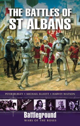 9781844155699: Battles of St Albans (Battleground Wars of the Roses)