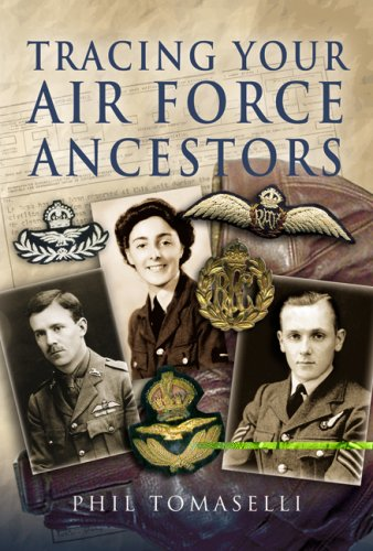 9781844155736: Tracing Your Air Force Ancestors