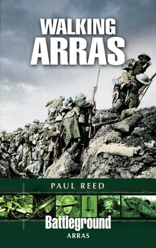 9781844156191: Walking Arras (Battleground Arras)