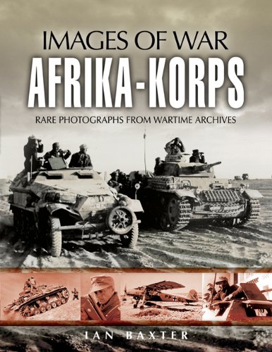 9781844156832: Afrika Korps (Images of War)