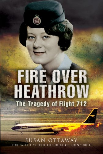 9781844157396: Fire Over Heathrow: The Tragedy of Flight 712