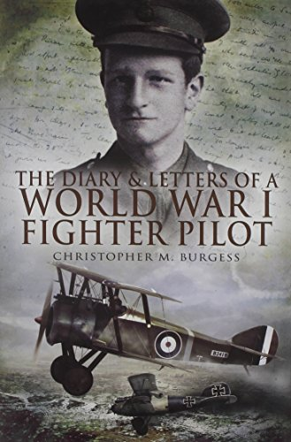 9781844157419: The Diary and Letters of a World War I Fighter Pilot