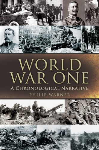 9781844157761: World War One - A Chronological Narrative