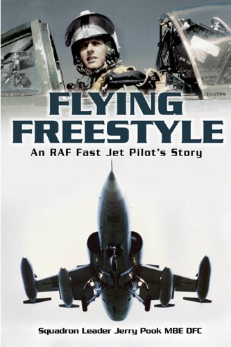 9781844158249: Flying Freestyle: An RAF Fast Jet Pilot's Story