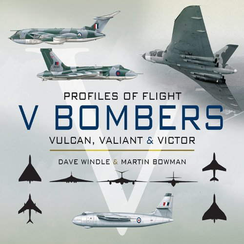 9781844158270: V Bombers: Vulcan, Valiant and Victor (Profiles of Flight Series)