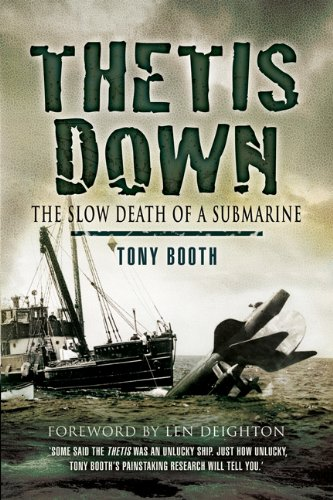 Thetis Down : The Slow Death of a Submarine