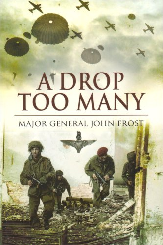 Drop Too Many: Frost, J