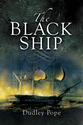 The Black Ship: Pope, Dudley
