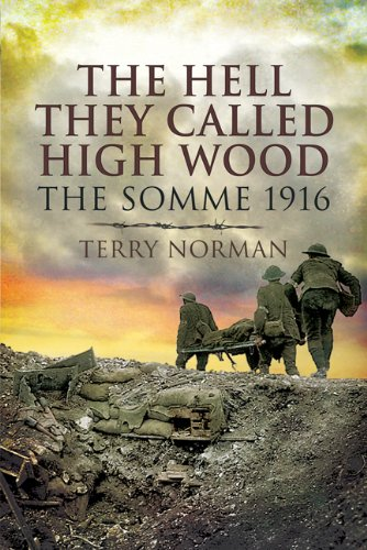 9781844158973: The Hell They Called High Wood: The Somme 1916