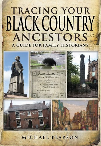 9781844159130: Tracing Your Black Country Ancestors (Tracing your Ancestors)