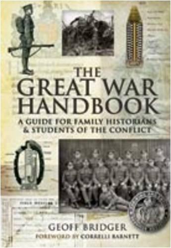 9781844159369: The Great War Handbook