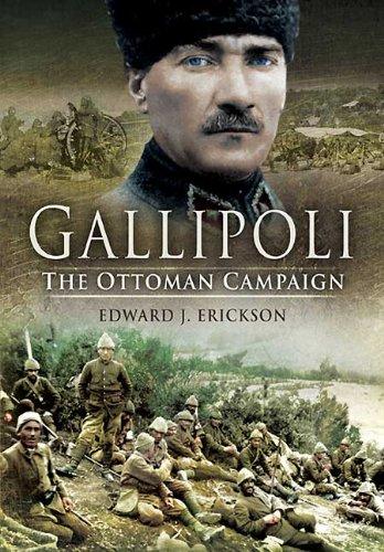9781844159673: Gallipoli: The Ottoman Campaign