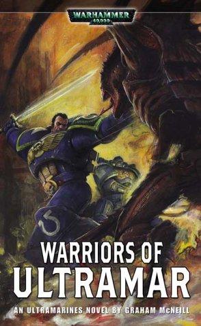 9781844160006: Warriors of Ultramar (Warhammer: Ultramarines)