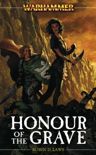 9781844160044: Honour of the Grave (Warhammer: Angelika Fleischer)