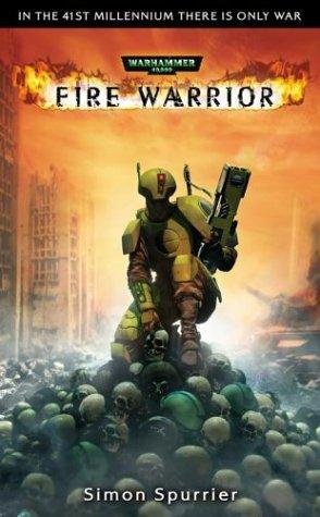 9781844160105: Fire Warrior (Warhammer 40,000)