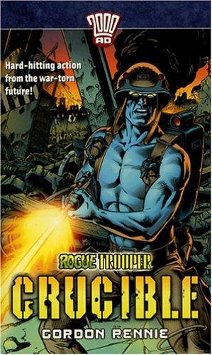 9781844161119: Rogue Trooper #1: Crucible