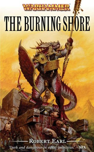 9781844161294: The Burning Shore (Warhammer)