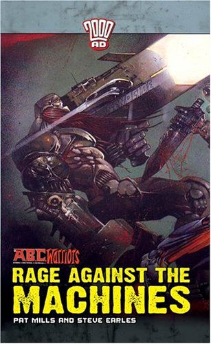Rage Against The Machines : The ABC Warriors (2000 AD): Wild, Mike