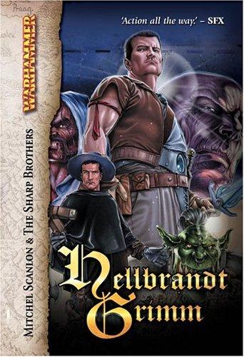 9781844162079: Hellbrandt Grimm (Warhammer Novels)