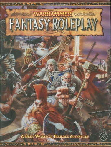 9781844162208: Warhammer Fantasy Roleplay : A Grim World of Perilous Adventure
