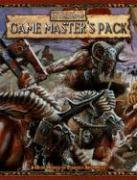 9781844162222: Games Master Pack: The Complete Set of Charts and Tables (Warhammer Fantasy Roleplay)