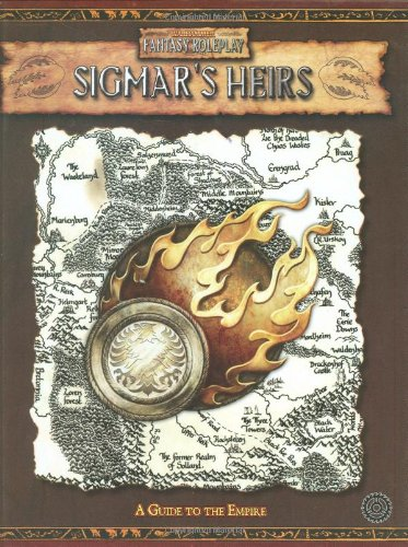 9781844162659: Sigmar's Heirs: A Guide to the Empire (Warhammer Fantasy Roleplaying)
