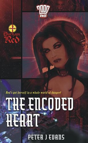 Encoded Heart Durham Red 2000 Ad: Peter Evans