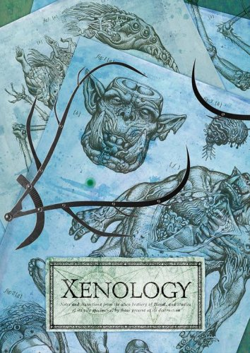 9781844162826: Xenology: Notes and Research from the Alien Bestiary of Biegel (Warhammer 40, 000)