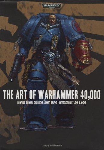 9781844162840: The Art of Warhammer 40,000 (Warhammer 40,000 Novels)