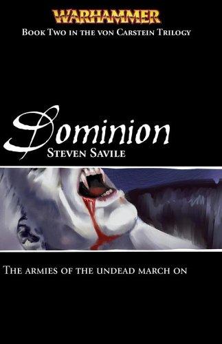 9781844162925: Dominion (Warhammer: Von Carstein Trilogy Book 2)