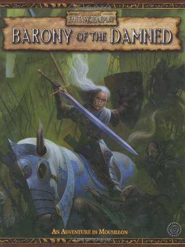 Barony of the Damned: An adventure in Mousillon: Counter, Ben