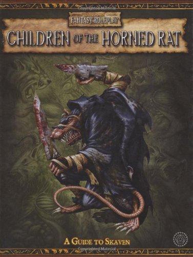 WFRP Children of the Horned Rat (Warhammer Fantasy Roleplay): Ronin, Green