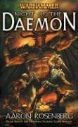 9781844163670: Night of the Daemon (Warhammer Novels)