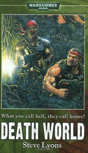 9781844163984: Death World (Warhammer 40,000 Novels)