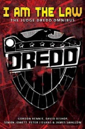 9781844164127: I am the Law: The Judge Dredd Omnibus (Judge Dredd S.)