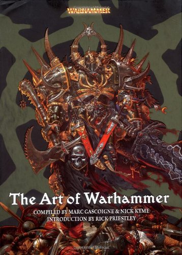 9781844164134: The Art of Warhammer