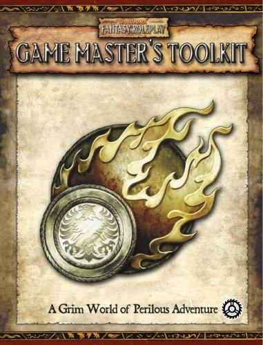9781844164455: Warhammer RPG: Game Master's Toolkit