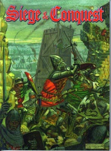 Siege & Conquest (Warhammer Historical): Guy Bowers