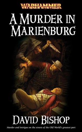 9781844164745: A Murder in Marienburg (Warhammer)