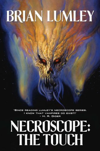 9781844164851: The Touch: A Brand-New Necroscope Novel