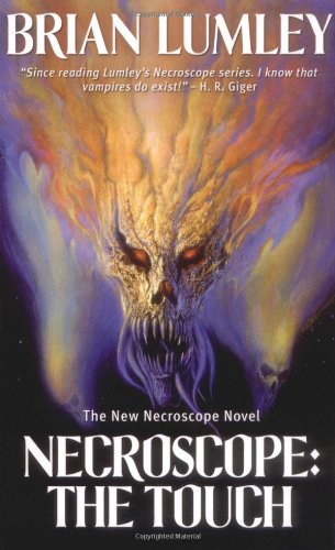 9781844164868: The Touch (Necroscope)