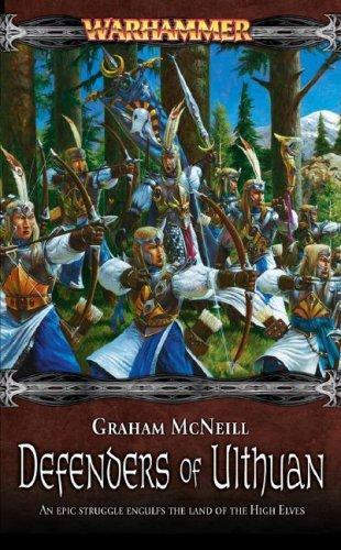 9781844165162: Defenders of Ulthuan (Warhammer Novels)